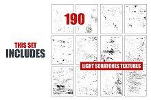 190 Light Scratches Textures