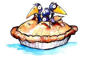 Bird Pie