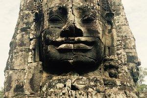 Buddha - Temple, Siem Reap