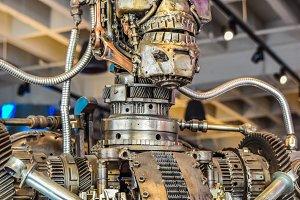 T-800 Endoskeleton Terminator 3D