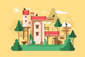 Farmland real estate