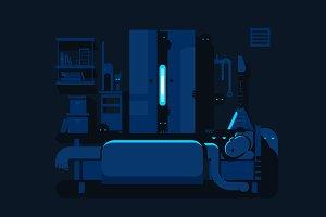 Bedroom mystic