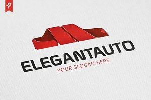 Elegant Auto Logo