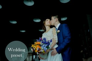 Wedding preset best universal LR