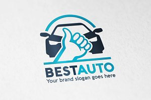 Best Auto Car Logo