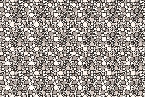 Seamless Bubbles Pattern