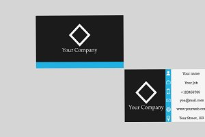 Strittbs Business Card Template