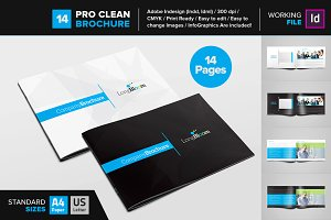 Clean Brochure Template 14