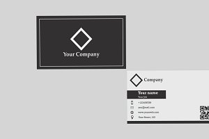 Squbrbc Business Card Template
