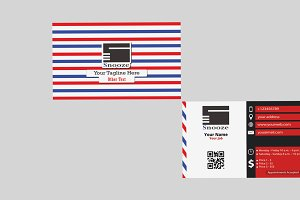 Sidtrsingc Business Card Template