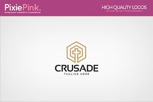 Crusade Logo Template