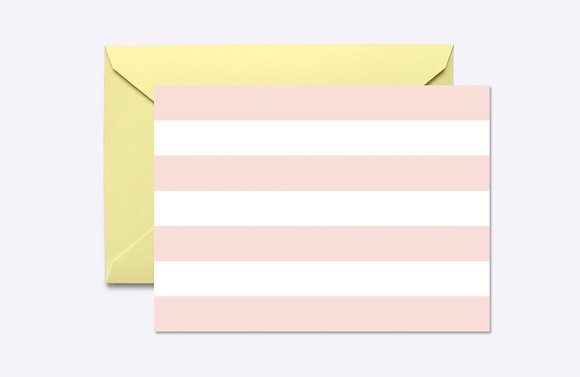 Pink Lemonade Invite Template in Card Templates - product preview 1