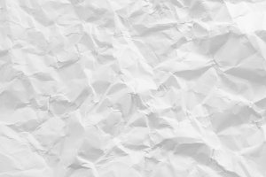 Abstract wrinkle paper