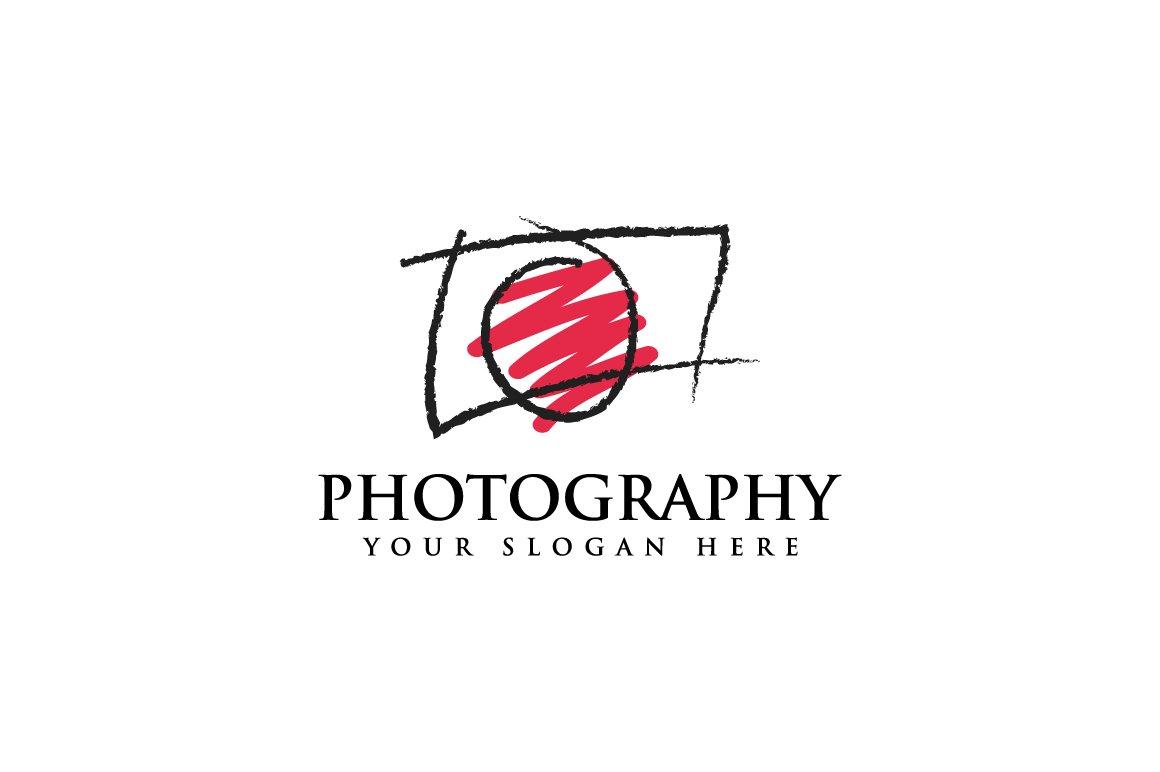 Photography logo template ~ Logo Templates ~ Creative Market