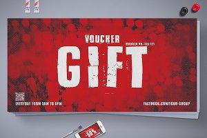 Red Glow Gift Voucher