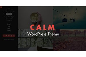 Calm - Responsive WordPress Theme