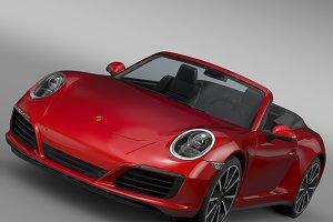 Porsche 911 CarreraCabriolet991 2016