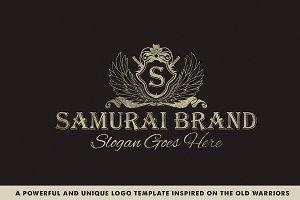 Samurai Brand Logo