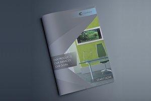 Indesign Multipurpose Catalog Silver