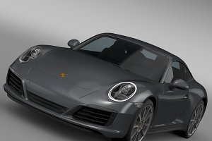 Porsche 911 Carrera Coupe 991 2016
