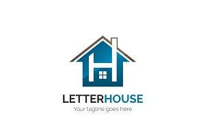 Letter House H Logo