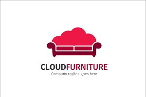 Cloud Furniture Logo