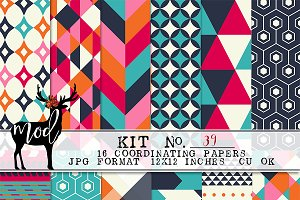 Background Paper Kit 39