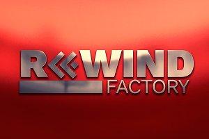 Rewind Factory Logo