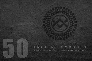 50 Ancient Symbols