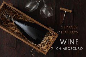 Wine, 9 images