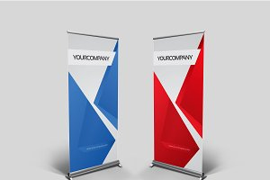Business Roll-up Banner - nex #002