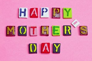Happy Mother's day words