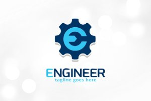 Engineer Logo Template