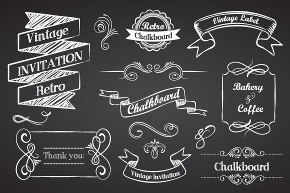 Chalkboard Menu Template 30 Free Psd Eps Format Download Free