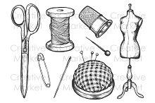sewing needle