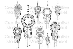 Dream catcher dreamcatcher set