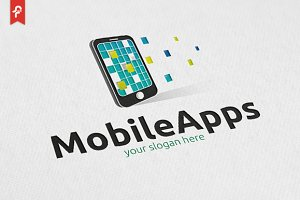 Mobile Apps Logo