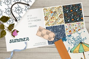 27 Summer patterns