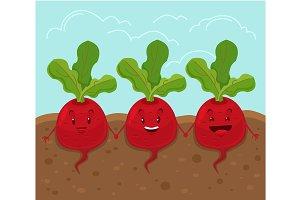 Happy beet