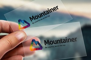 Mountainer Logo Template