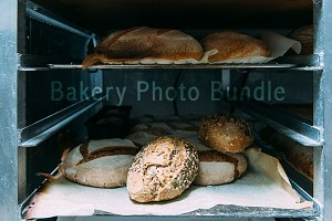 Bread bakery photo bundle