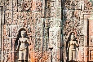 Preah Khan Temple, Cambodia