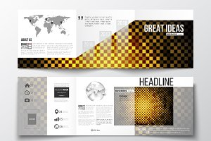 Bundle of 25 brochure templates