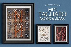 MFC Tagliato Monogram