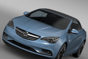 Opel Cascada Turbo 2016