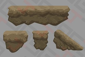 Platform rocks 001