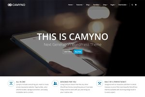 Camyno - Premium WordPress Theme