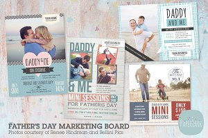 IF005 Father's Day Marketing Bundle