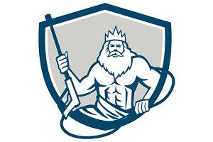 Neptune Power Washer Shield Retro