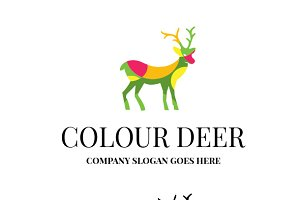 Colour Deer